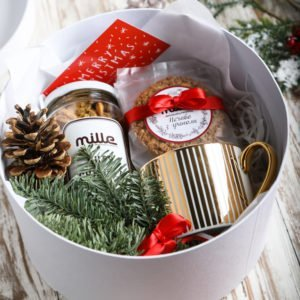 """Подарунковий набір """"Christmas Box"""""""